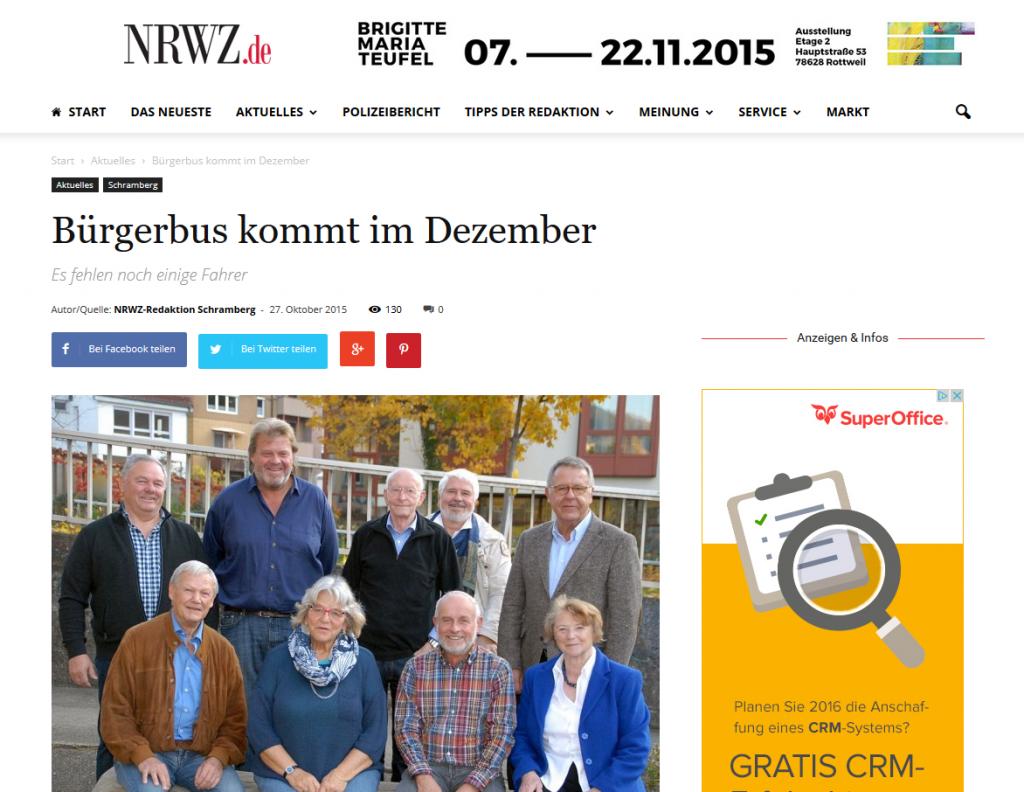 NRWZ Artikel