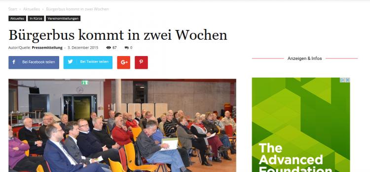 NRWZ Artikel: Mitgliederversammlung
