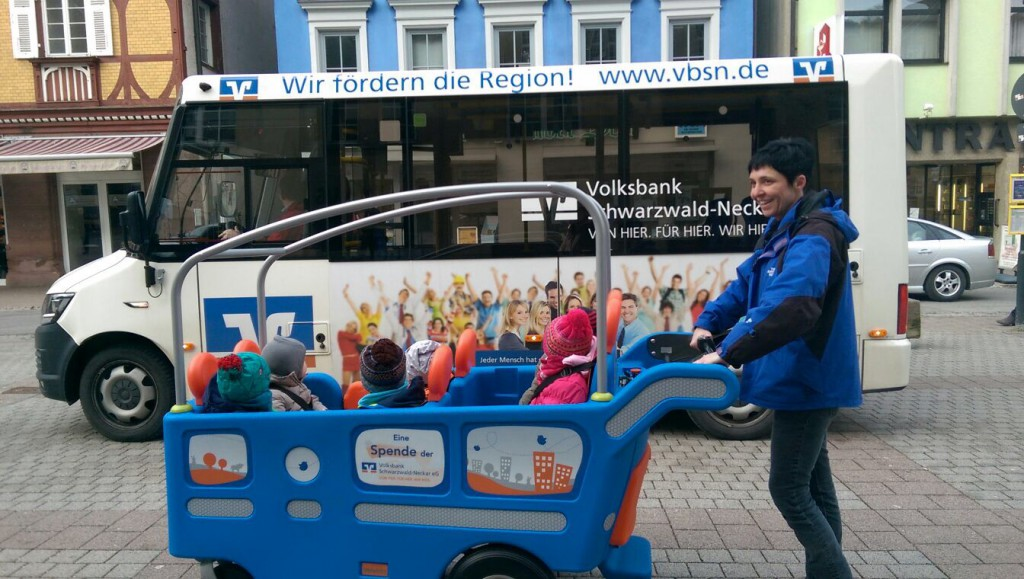 Bild Bürgerbus Groß und Klein